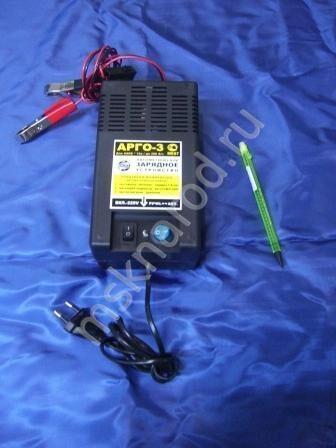 Арго 3 зарядное устройство схема фото 401